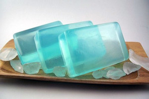 прозрачное мыло