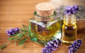 Lavande, produits cosmétiques naturels