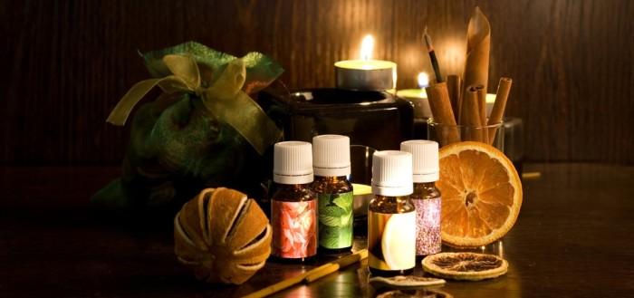 эфирные масла, композиция, свечи