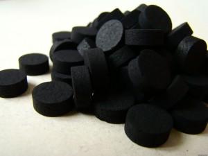 активированный уголь, натуральный черный краситель для мыла