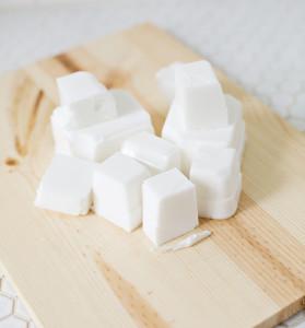 английская основа на базе козьего молока на досточке