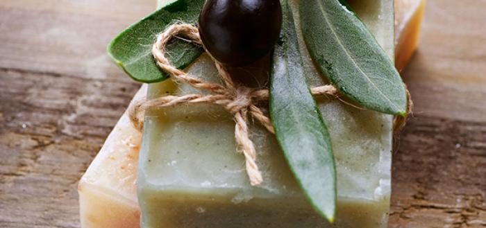 Мыло с нуля из оливкового масла