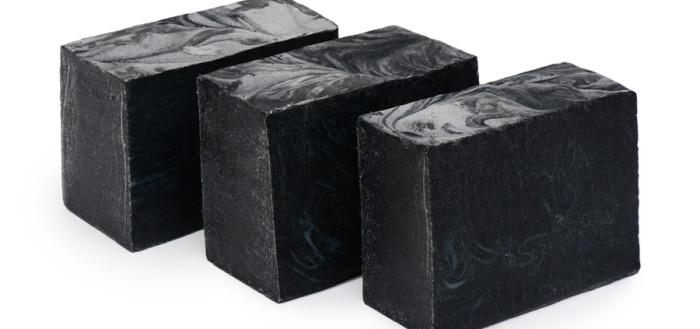 Натуральные черные красители в мыле своими руками
