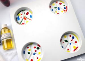 как внести красители пигменты в мыло из основы