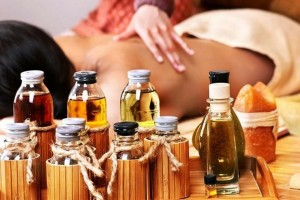 ароматерапия, массаж тела