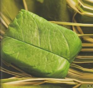 зеленое натуральное мыло ручной работы из основы