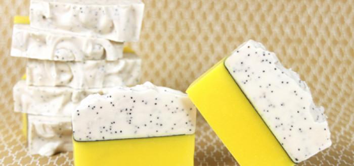 двухслойное мыло с нуля холодным способом