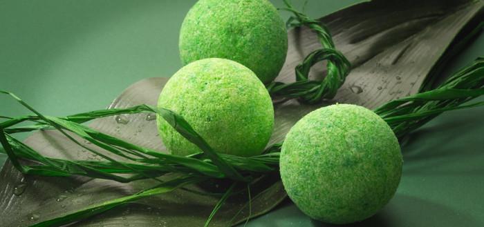 натуральные зеленые красители для косметики