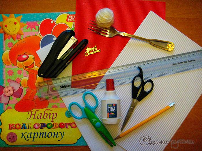 Как сделать новогоднюю упаковку своими руками