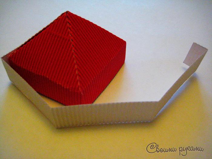 Новогодние коробочки для конфет