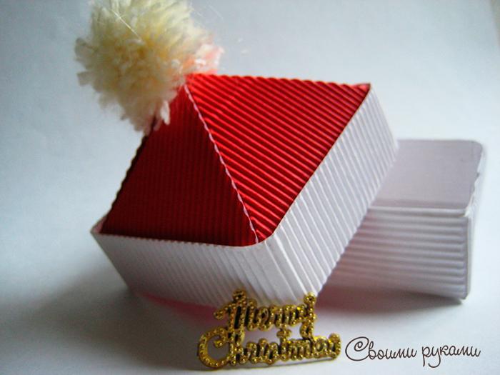 Коробочки для детских новогодних подарков