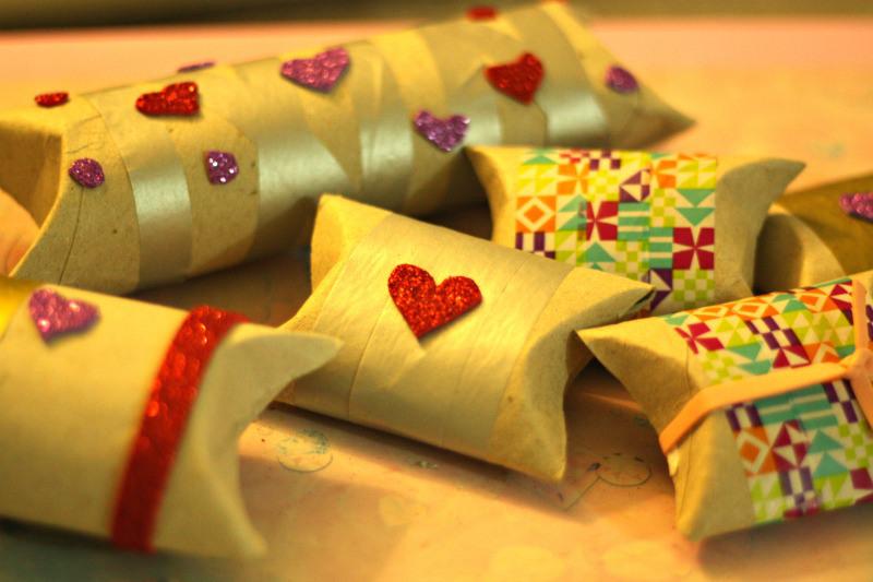 Упаковка для небольшого подарка