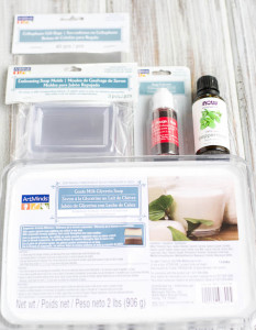 составляющие легкого мыла мятный лединец
