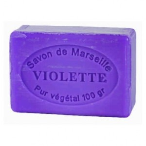 french-soap-violet-100-grs