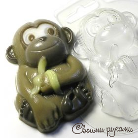 Мыло обезьяна