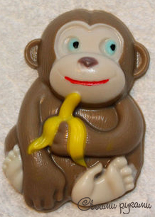 Мыло обезьяна своими руками