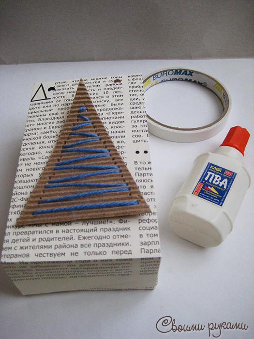 Как сделать подарочную сумку из бумаги