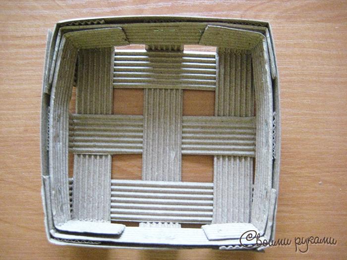 Самосборные коробки из гофрокартона