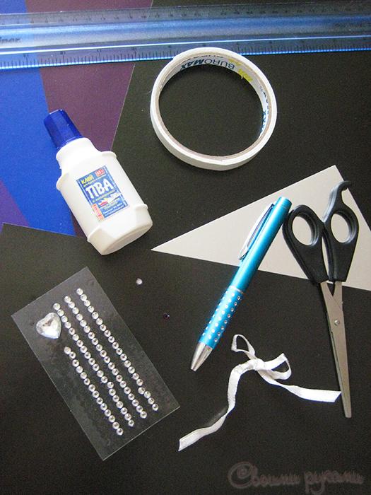 Материалы для изготовления коробочки для мыла