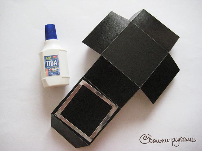 Изготовление упаковки для мыла ручной работы