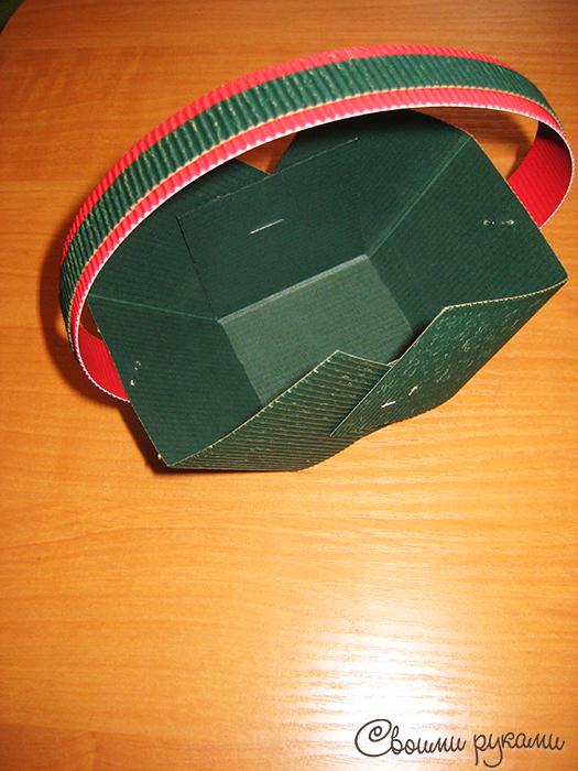 Упаковка под елочные шары