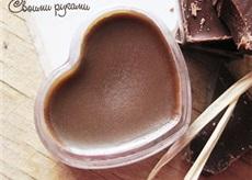 Шоколадный бальзам для губ