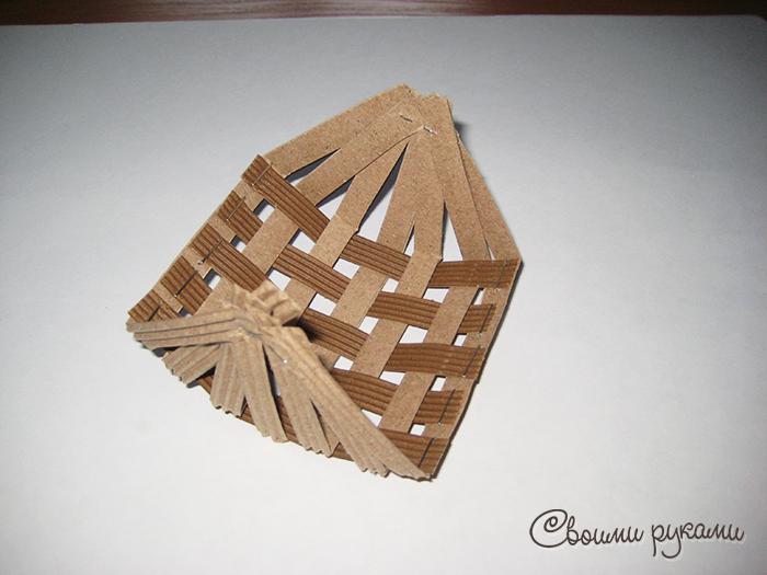 Картонная упаковка подарков