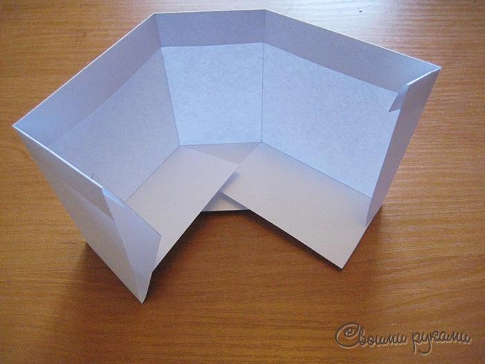 Шаблон упаковки подарка для любимого на 14 февраля