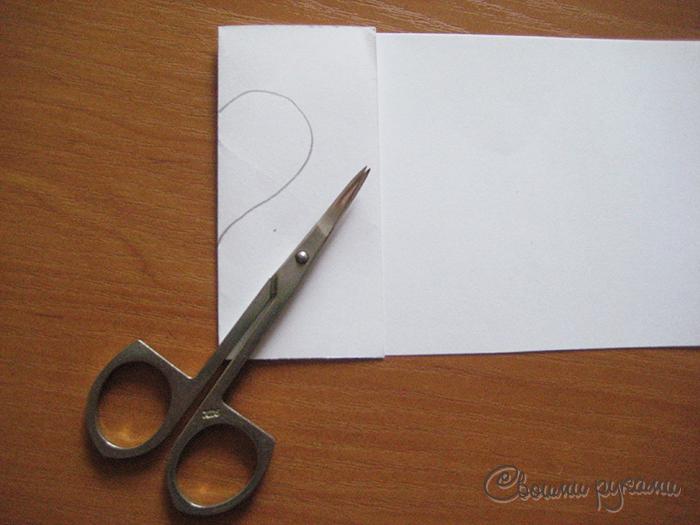 Упаковка из бумаги ручной работы