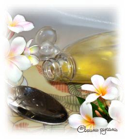 Оливковое мыло в домашних условиях