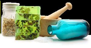 Самодельное мыло