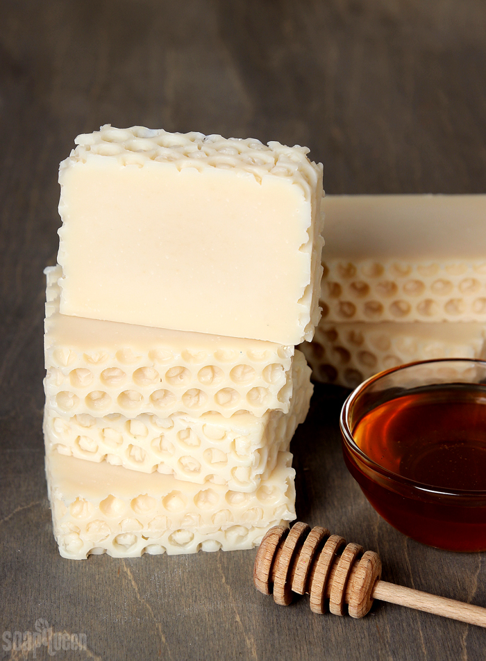 Honey-Cold-Process-SoapDIY