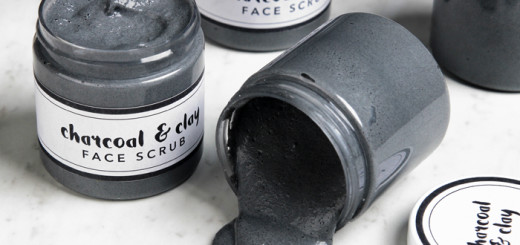 Charcoal-Clay-Face-Scrub